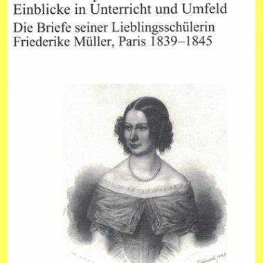 Chopin in letters by Friederike